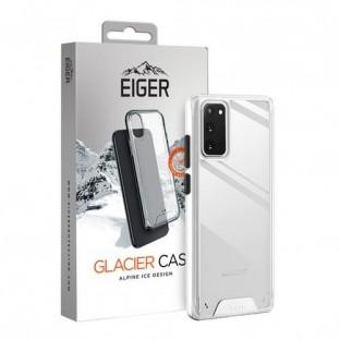 Eiger Samsung Galaxy Note 20 Hard Cover Glacier Case transparent (EGCA00231)