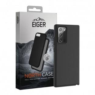 Eiger Galaxy Note 20 North Case Premium Hybrid Protective Cover Black (EGCA00232)