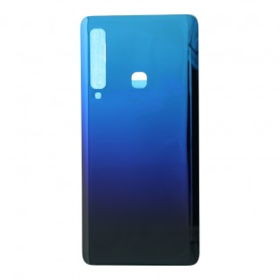 Samsung Galaxy A9 (2018) back cover battery cover back shell blue with adhesive
