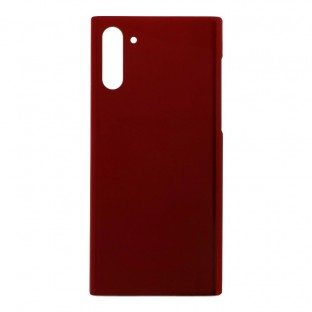 Samsung Galaxy Note 10 Backcover Battery Cover Back Shell Red with Adhesive