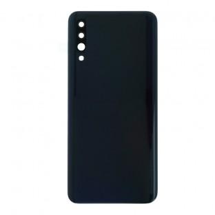 Samsung Galaxy A50 Backcover Akkudeckel Rückschale Schwarz mit Kleber