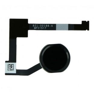iPad Air 2 / Mini 4 Home Button mit Flexkabel Schwarz