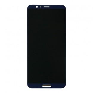 Ersatzdisplay LCD Digitizer für Huawei Honor View 10 Blau