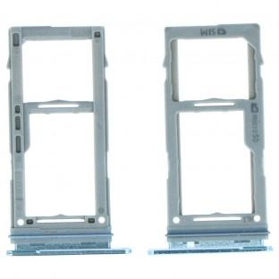 Samsung Galaxy S10 / S10 Plus Sim Tray Karten Schlitten Adapter Blau