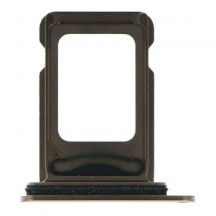 iPhone 11 Pro Max Sim Tray Karten Schlitten Adapter Gold (A2161, A2220, A2218)