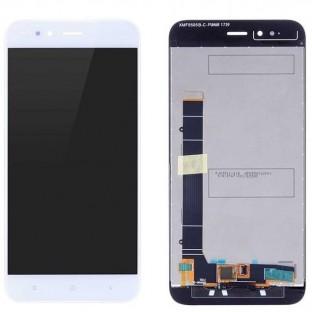 Xiaomi Mi A1 LCD Ecran de Remplacement Blanc