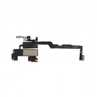 iPhone XS Ohrmuschel Hörer Lautsprecher mit Flex Kabel vormontiert (A1920, A2097, A2098)