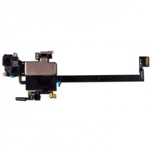 iPhone XS Max Ohrmuschel Hörer Lautsprecher mit Flex Kabel vormontiert (A1922, A2101, A2102, A2103, A2104)