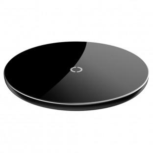 Baseus 10W Qi Wireless Ladegerät (Fast Charge) Schwarz