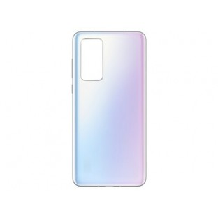 Huawei P40 Backcover Battery Cover Back Shell White with Adhesive