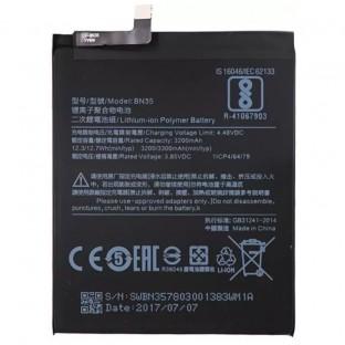Xiaomi Redmi 5 Batterie - Batterie BN35 3300mAh
