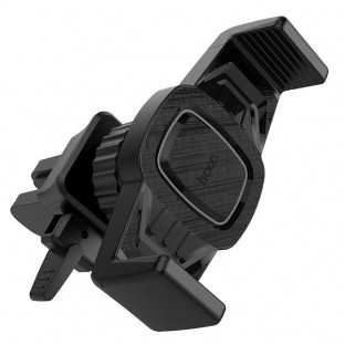 Car mobile phone holder universal for mounting on the ventilation system