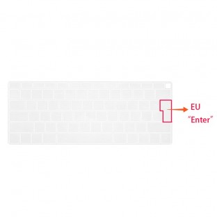 Tastatur-Abdeckung aus Silikon für das MacBook Air 13.3 (A1369, A1466)