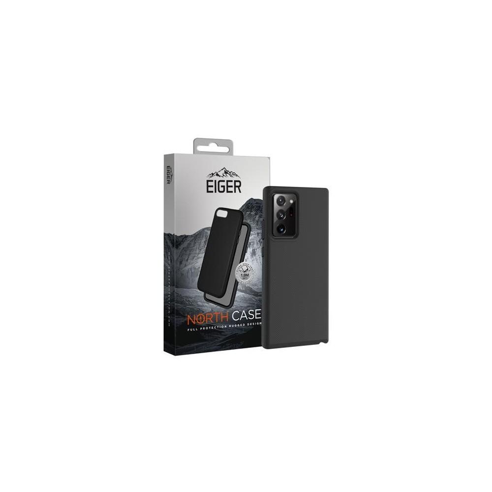 Eiger Galaxy Note 20 Ultra North Case Premium Hybrid Protective Cover Black (EGCA00235)