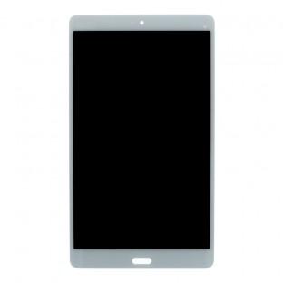 Ecran de remplacement pour Huawei MediaPad m3 8.4 White