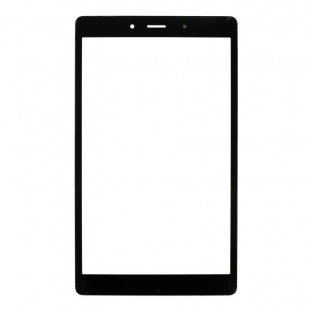 Glass with frame for Samsung Galaxy Tab A 8.0 2019 (3G) Black