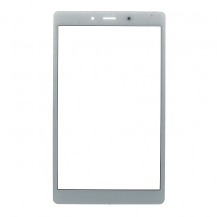 Glass with Frame for Samsung Galaxy Tab A 8.0 2019 (3G) White