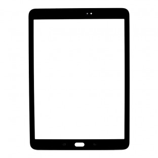 Glass with frame for Samsung Galaxy Tab S2 / S3 9.7 Black