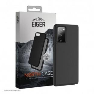 Eiger Galaxy S20 FE North Case Premium Hybrid Schutzhülle Schwarz (EGCA00268)