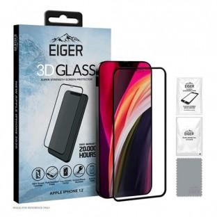 "Eiger Apple iPhone 12 Mini Display-Glas ""3D Glass"" (EGSP00621)"