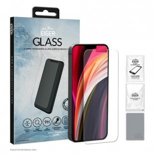 "Eiger Apple iPhone 12 Mini Display-Glas ""2.5D Glass"" (EGSP00624)"
