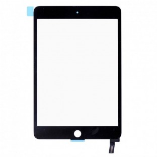 iPad Mini 4 Touchscreen Glas Digitizer Schwarz