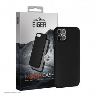 Eiger Apple iPhone 12 Pro Max Outdoor-Cover North Case Schwarz (EGCA00225)