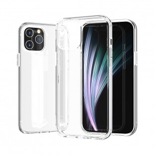 Protective cover transparent for iPhone 12 / iPhone 12 Pro