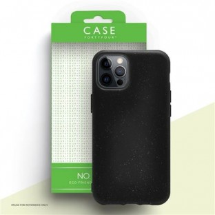 Case 44 Ecodegradable Backcover for iPhone 12 / 12 Pro Black (CFFCA0480)