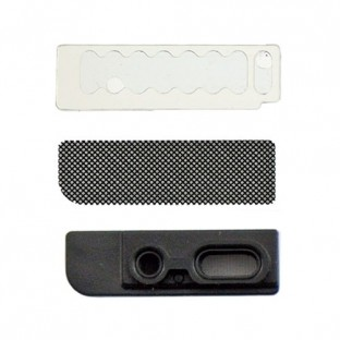 Ohrmuschel Abdeckung für iPhone 5 / 5C / 5S / SE mit Rahmen