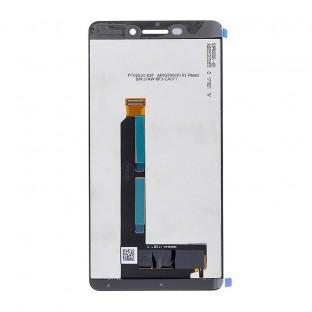 Nokia 6.1 (2018) LCD Ersatzdisplay Schwarz
