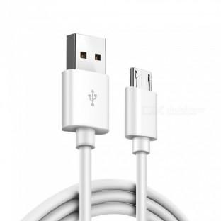 Micro USB Cable 1m White