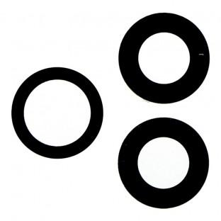 objectif de la caméra de l'iPhone 12 Pro