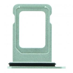 iPhone 12 Dual Sim Tray Karten Schlitten Adapter Grün