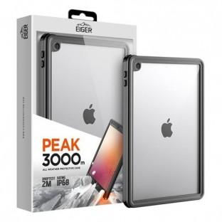 Eiger Apple iPad 10.2'' (2019 / 2020) Couverture extérieure Peak 3000m Transparent (EGPE00129)