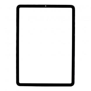 Glas mit Rahmen für iPad Air (2020) Schwarz