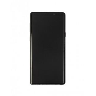 Samsung Galaxy Note 9 LCD Digitizer Ersatzdisplay + Rahmen Vormontiert Schwarz