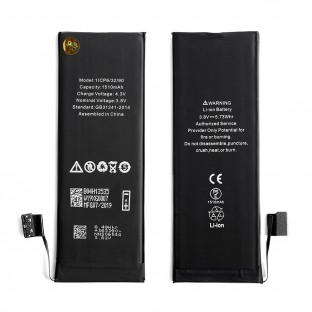 iPhone 5C Akku - Batterie 3.8V 1510mAh (A1456, A1507, A1516, A1526, A1529, A1532)