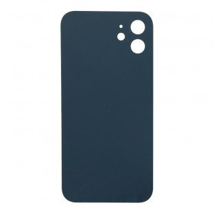 """iPhone 12 Back Cover Battery Cover Back Cover Blue """"Big Hole"""" (A2172, A2402, A2404, A2403)"""