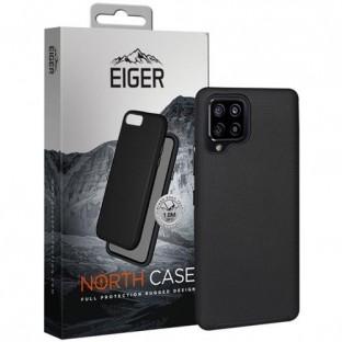 Eiger Samsung Galaxy A42 North Case Premium Hybrid Protective Cover Black (EGCA00276)