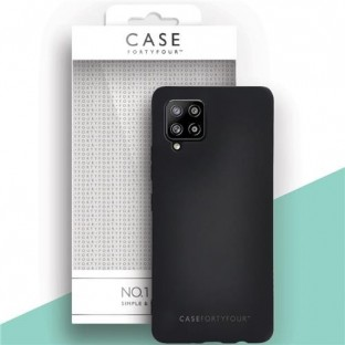 Case 44 Silicone Backcover for Samsung Galaxy A42 Black (CFFCA0532)