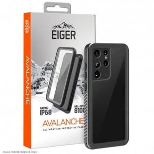 "Eiger Samsung Galaxy S21 Ultra Outdoor Cover ""Avalanche"" Black (EGCA00281)"