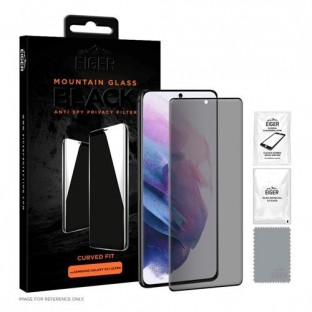 Eiger Samsung Galaxy S21 Ultra Privacy Display Protection Glass (EGMSP00160)