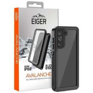 "Eiger Samsung Galaxy S21 Plus Outdoor Cover ""Avalanche"" Black (EGCA00280)"