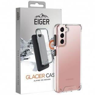 Eiger Samsung Galaxy S21 Plus Hard Cover Glacier Case transparent (EGCA00286)