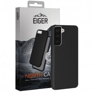 Eiger Galaxy S21 Plus North Case Premium Hybrid Protective Cover Black (EGCA00292)