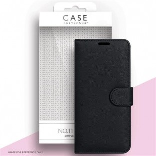 Case 44 foldable case with credit card holder for the Samsung Galaxy S21 Ultra Black (CFFCA0556)