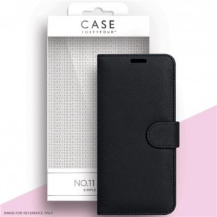 Case 44 foldable case with credit card holder for Samsung Galaxy S21 Plus Black (CFFCA0555)