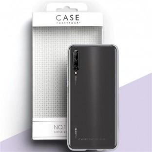 Case 44 Silikon Backcover für Huawei P Smart Pro Transparent (CFFCA0394)