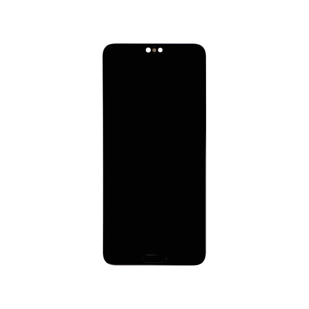 Huawei P20 Pro TFT LCD Digitizer Ersatzdisplay Schwarz